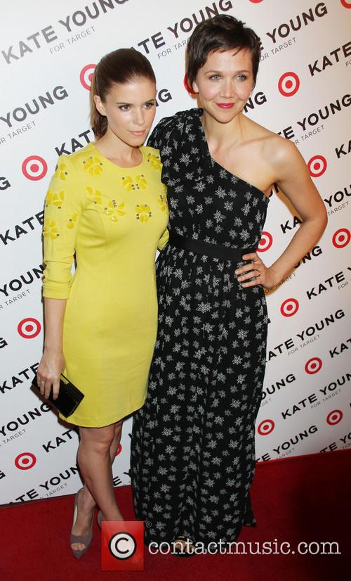 Kate Mara and Maggie Gyllenhaal 10