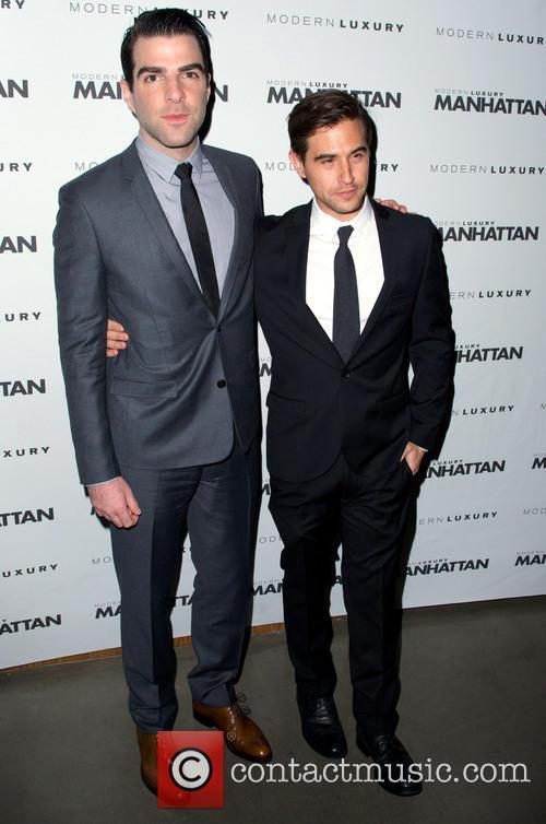 Zachary Quinto and David Needleman 7