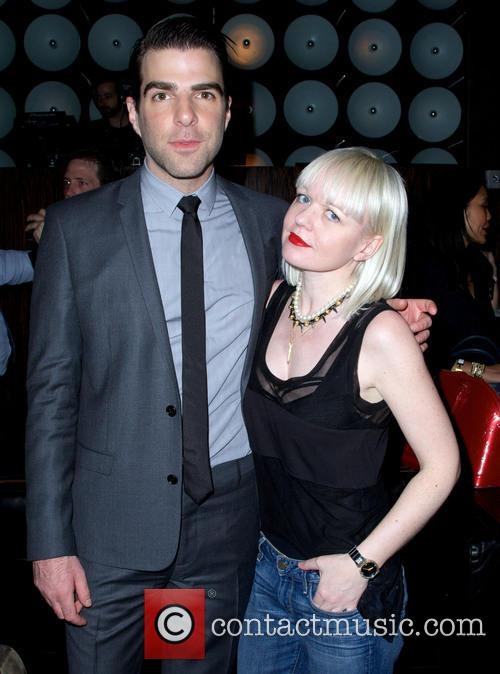 Zachary Quinto and Fiona Byrne 6