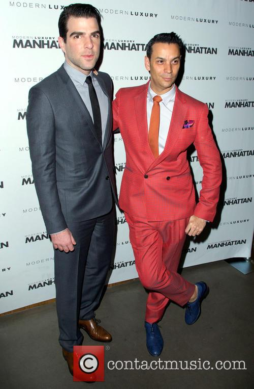 Zachary Quinto and James Aguiar 5