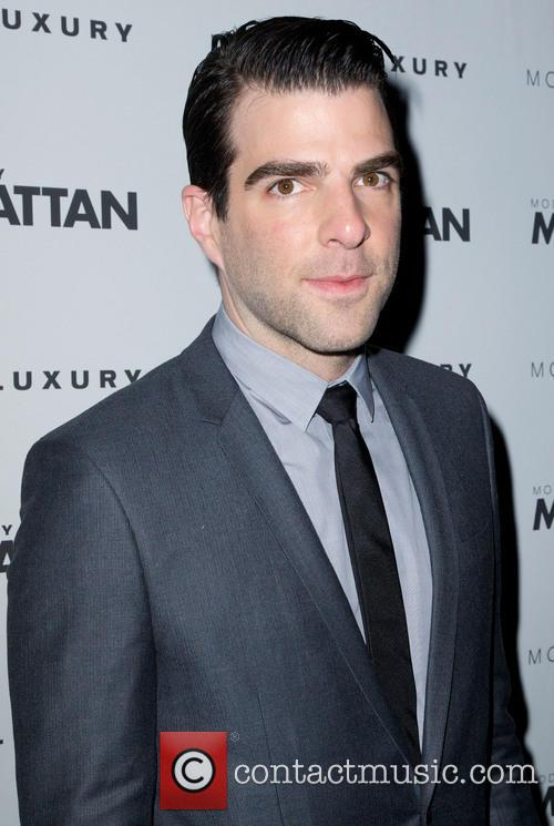 zachary quinto manhattan mens magazine issue party 3597442