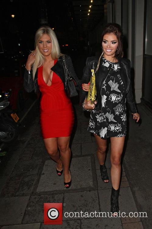 Frankie Essex and Chloe Sims 7