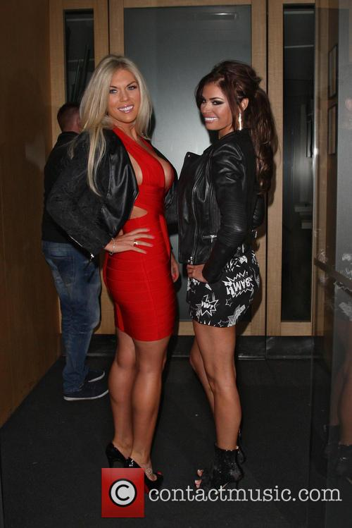Frankie Essex and Chloe Sims 10