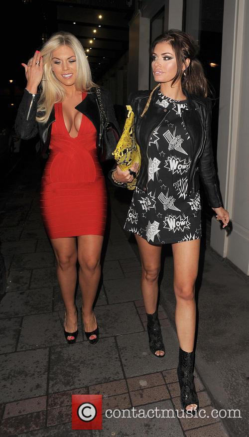 Frankie Essex and Chloe Sims 8