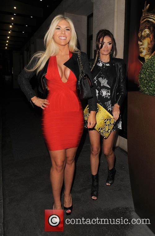Frankie Essex and Chloe Sims 11