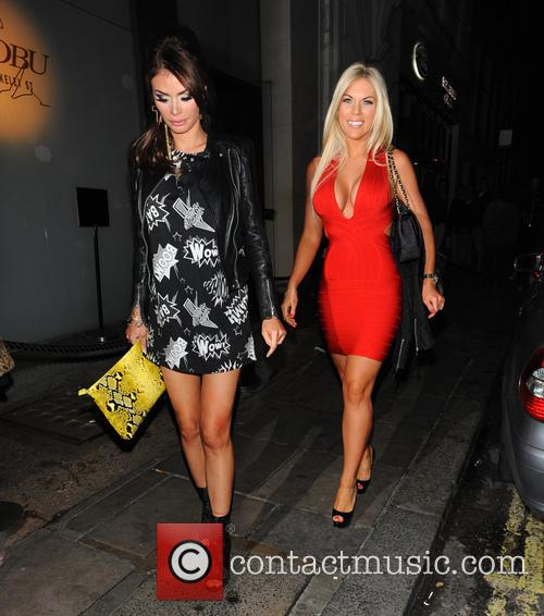 Chloe Sims and Frankie Essex 5