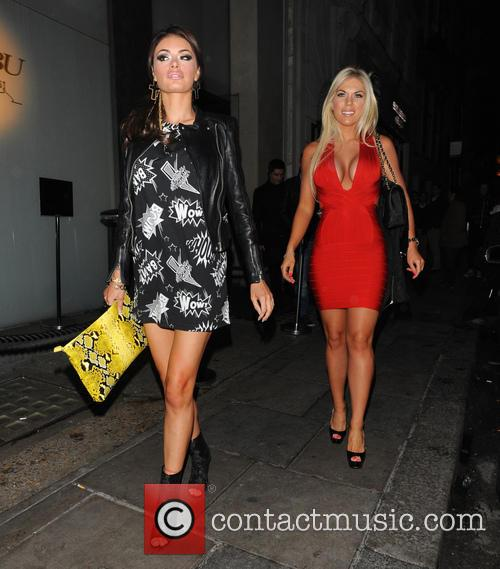 Chloe Sims and Frankie Essex 11