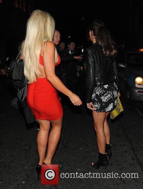 Frankie Essex and Chloe Sims 2
