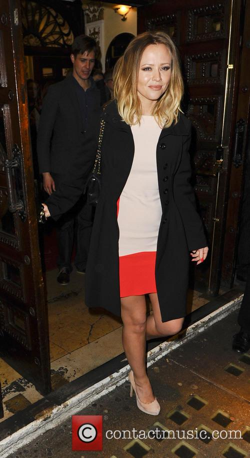 kimberley walsh press night for musical once 3595757
