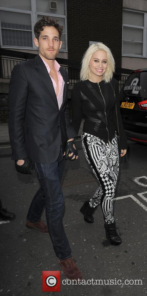 Kimberly Wyatt and Max Rogers 10