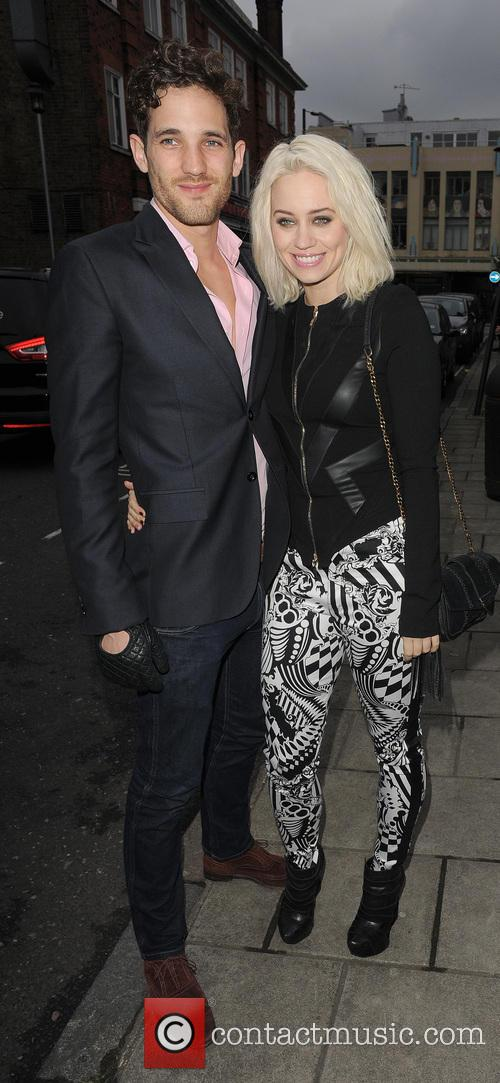 Kimberly Wyatt and Max Rogers 11