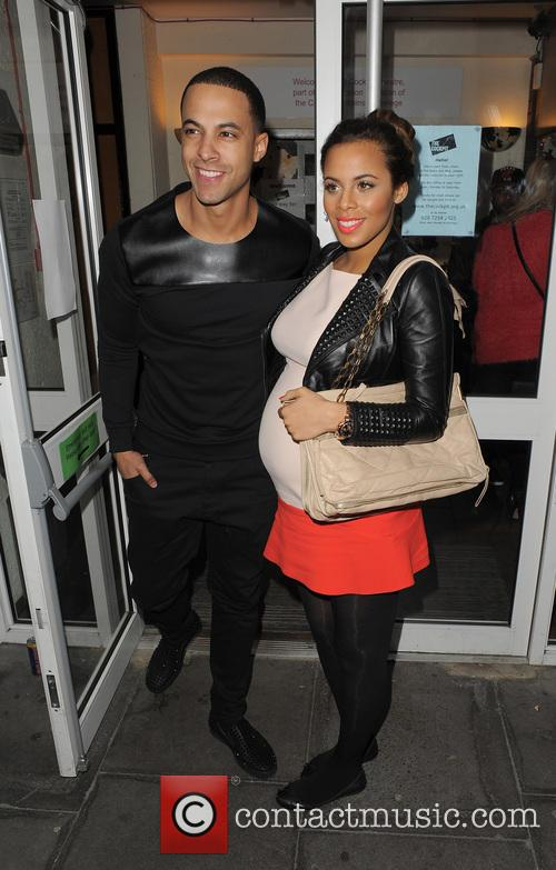 Marvin Humes and Rochelle Humes 3