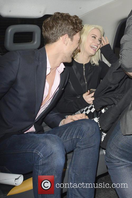 Kimberly Wyatt and Max Rogers 4