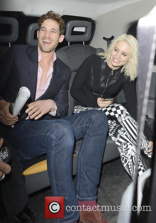 Kimberly Wyatt and Max Rogers 6