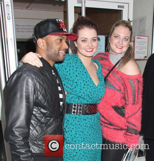 Jb Gill and Chloe Tangney 1