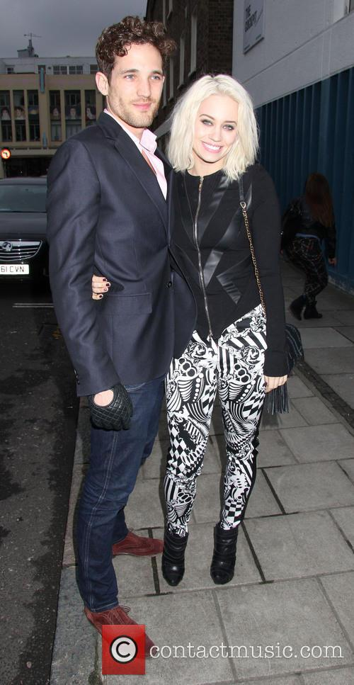 Kimberly Wyatt and Max Rogers 9