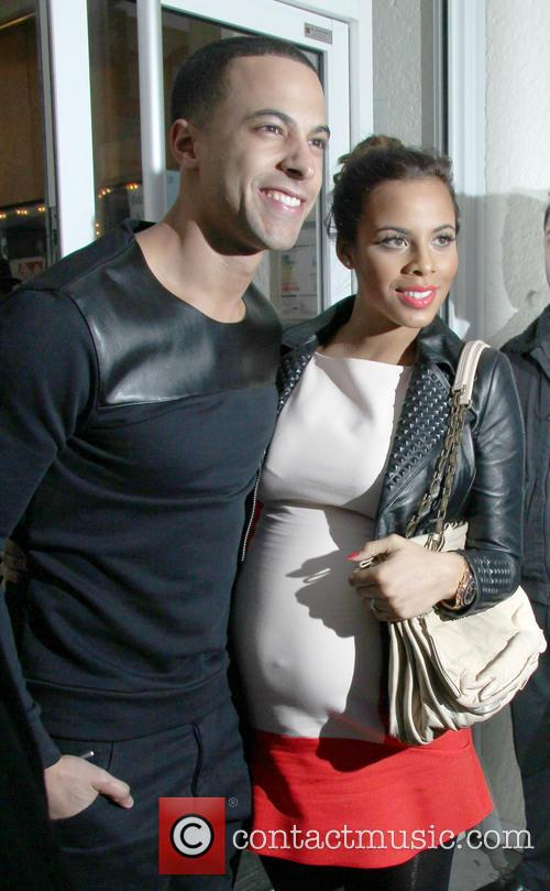 Marvin Humes, Rochelle Humes