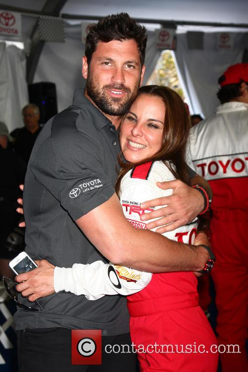 Maksim Chmerkovskiy and Kate Del Castillo 4