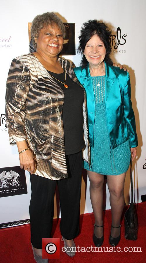 Reatha Grey and Carol Kraft 2