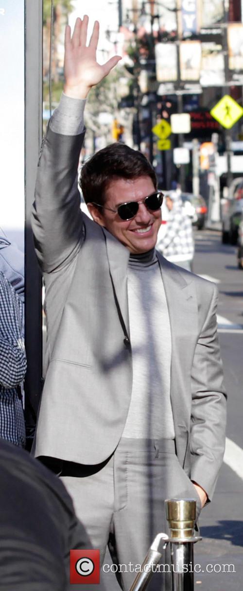 Tom Cruise 86