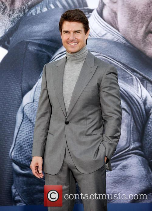 Tom Cruise, The Dolby Theatre