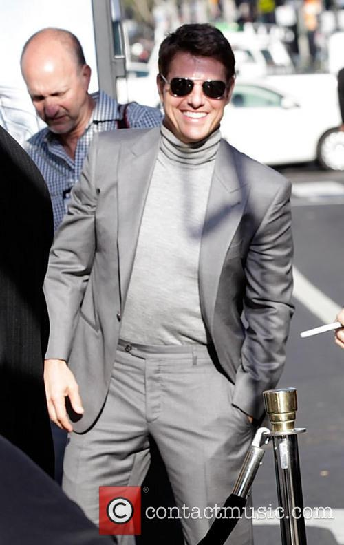 Tom Cruise 88