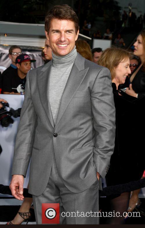 Tom Cruise 70