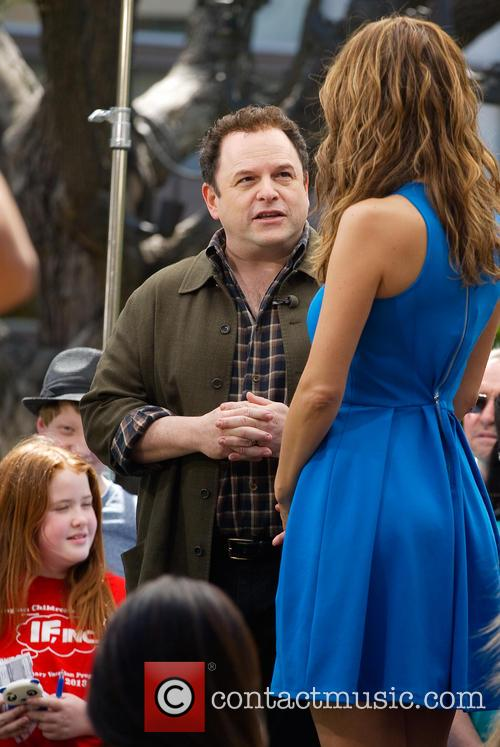 Jason Alexander and Maria Menounos 3