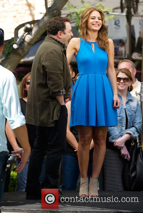 Jason Alexander and Maria Menounos 4