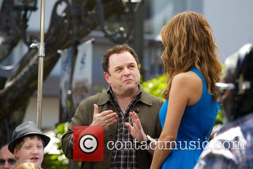 Jason Alexander and Maria Menounos 5
