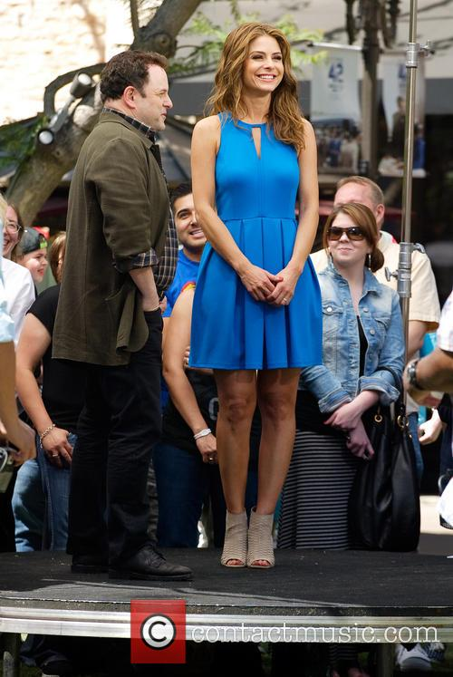 Jason Alexander and Maria Menounos 6