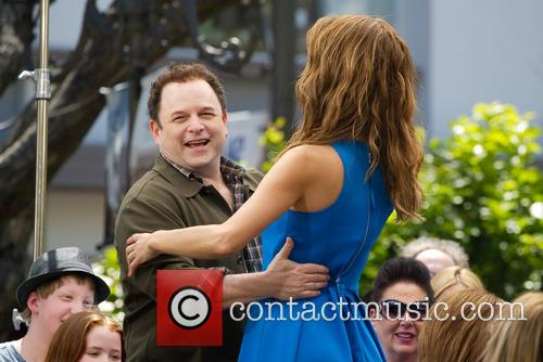 Jason Alexander and Maria Menounos 9