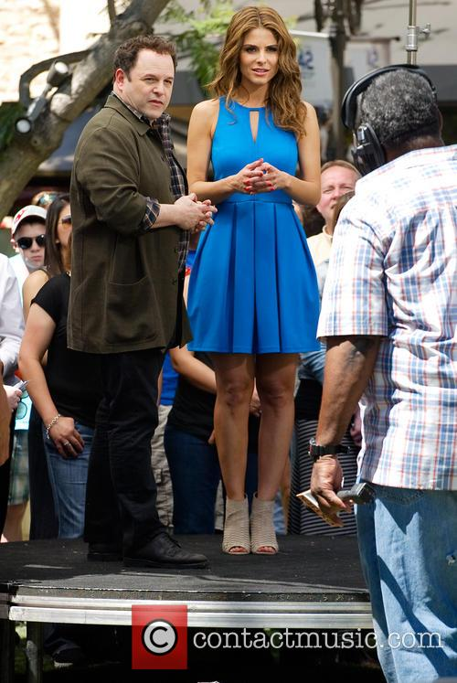 Jason Alexander and Maria Menounos 10