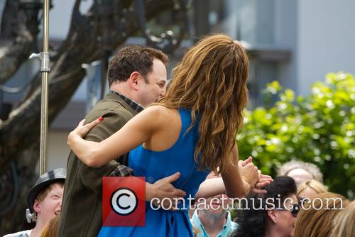Jason Alexander and Maria Menounos 1