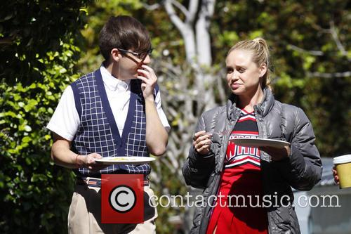 Kevin Mchale and Becca Tobin 3