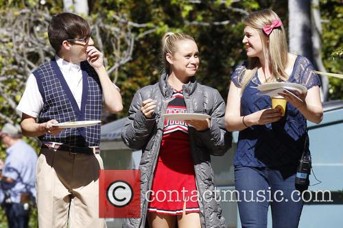 Kevin Mchale and Becca Tobin 4