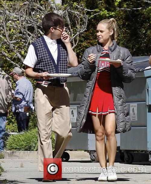 Kevin Mchale and Becca Tobin 5
