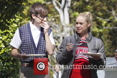 Kevin Mchale and Becca Tobin 6