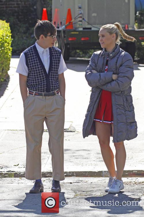 Kevin Mchale and Becca Tobin 9