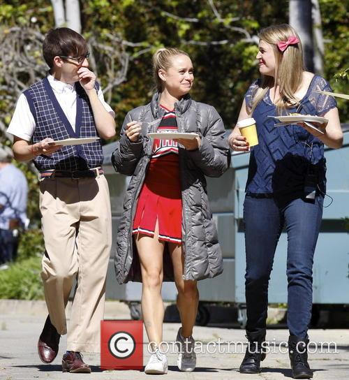 Kevin Mchale and Becca Tobin 10