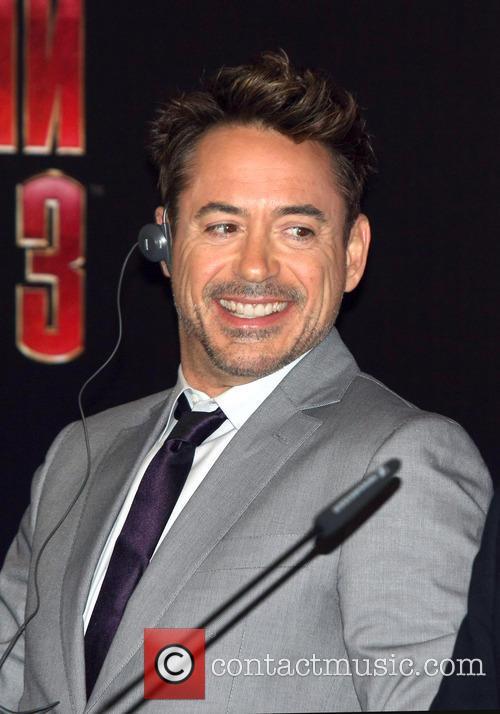 Robert Downey Jr 4
