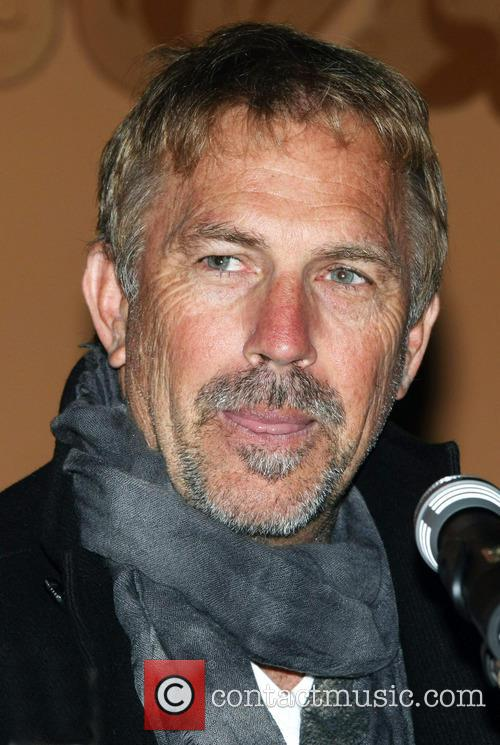 Kevin Costner attends a press conference for his band 'Kevin Costner & Modern West'