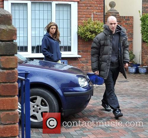 Love/Hate cast members Tom Vaughan-Lawlor and Aoibhinn McGinnity...