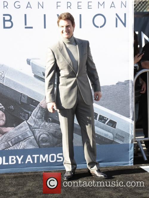 Tom Cruise, Oblivion Los Angeles Premiere