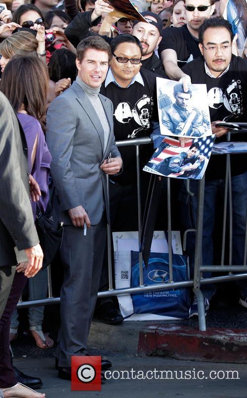 Tom Cruise 52