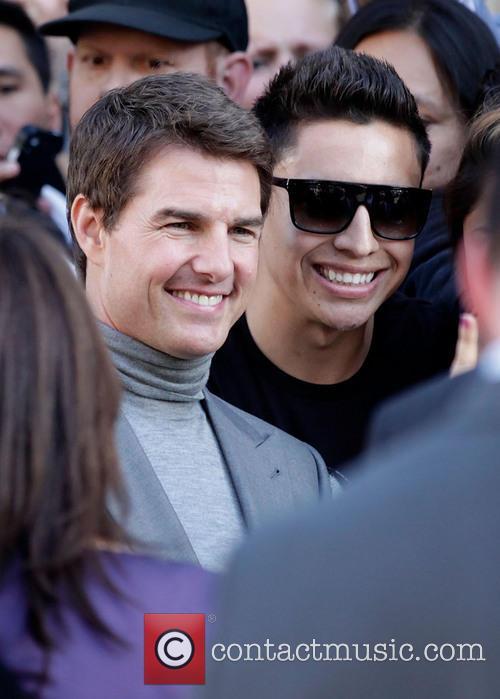 Tom Cruise 58
