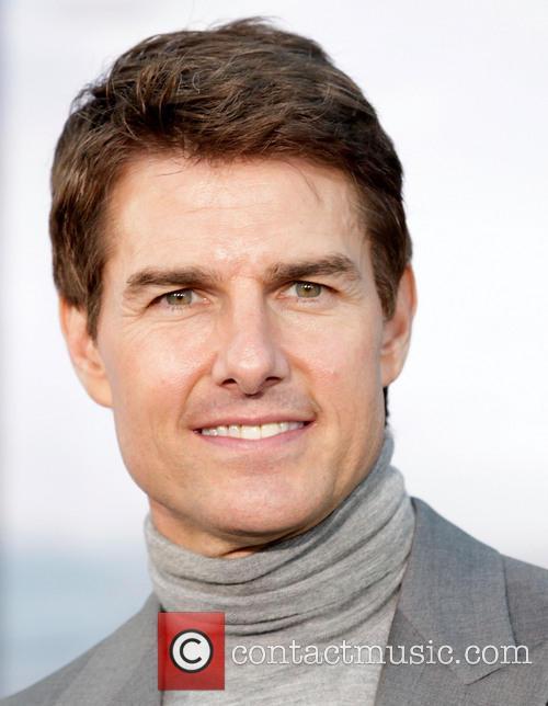 Tom Cruise 61