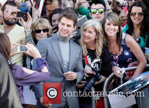 Tom Cruise 62