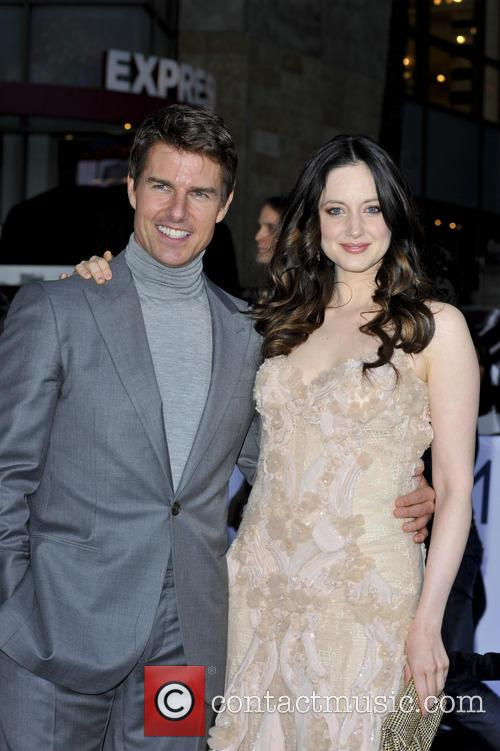 Tom Cruise, Andrea Riseboraugh