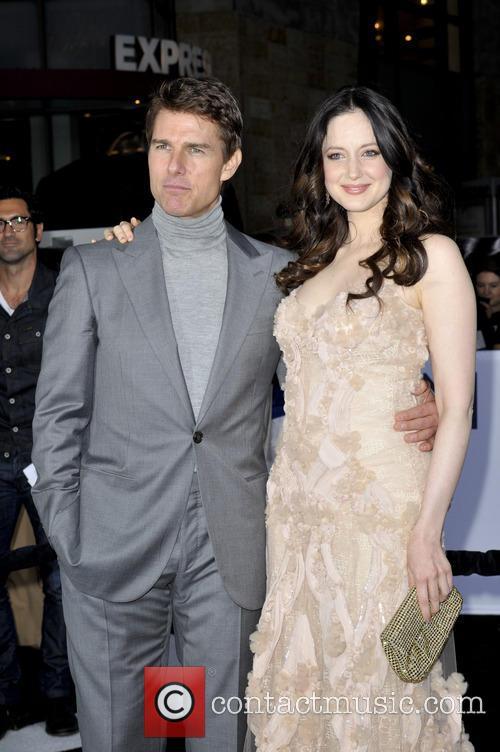 Tom Cruise and Andrea Riseboraugh 4